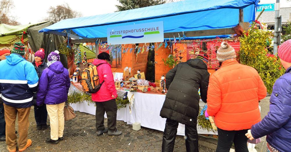 Weihnachts- und Adventsmarkt in Garmisch-Partenkirchen am 29.11.2015